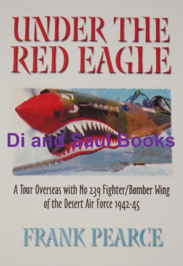 Under the Red Eagle, by Frank Pearce